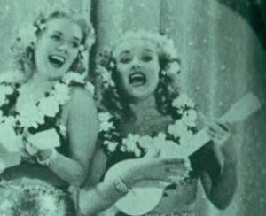 Betty Grable & Alice Faye