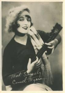 Carmel Myers