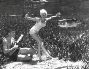 Underwater Uke