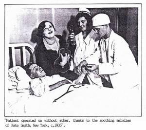 Ukulele Patient