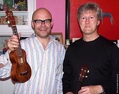Harry Hill & Steven Sproat