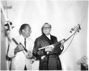 Jack Benny & Frankie Remley