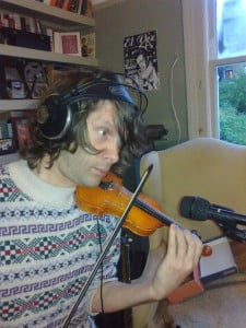 Dylan Violin1